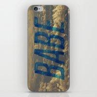 BABE iPhone & iPod Skin