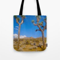 The Joshua Tree Tote Bag