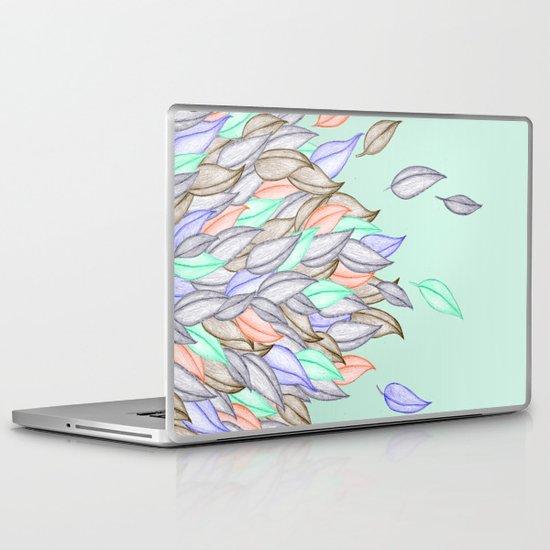 CRAYON LOVE  - A Different Nature Laptop & iPad Skin