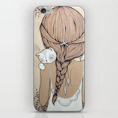 Stay Close iPhone & iPod Skin