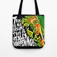 This Is No Dream   Rosem… Tote Bag