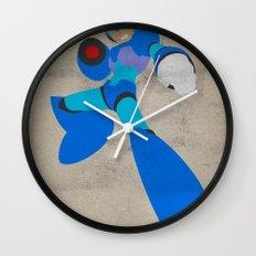 Buster B.A. (Megaman) Wall Clock