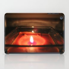 Candle iPad Case