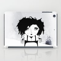 Edward Scissorhands iPad Case
