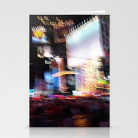 'Times Square NYC' Stationery Cards