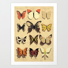 Neat Collection Art Print