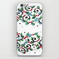 CWG Christmas iPhone & iPod Skin