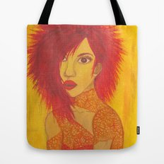 Fire Style Tote Bag