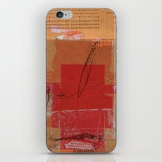 CROSS OUT #4 iPhone & iPod Skin