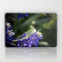 Blue Morning Dew Laptop & iPad Skin