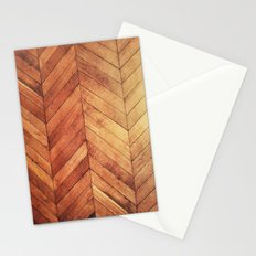 3D Wood  Stationery Cards