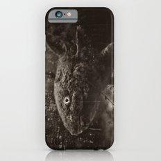 Axolotl Horst grey iPhone 6 Slim Case