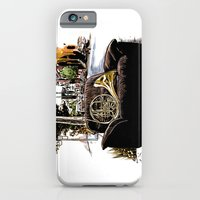 Chairs Of Montreal iPhone 6 Slim Case