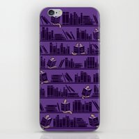 Bookworms iPhone & iPod Skin