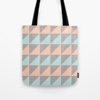 Triangles. Tote Bag