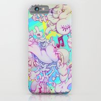 iPhone & iPod Case featuring Music Response by Waylon Horner