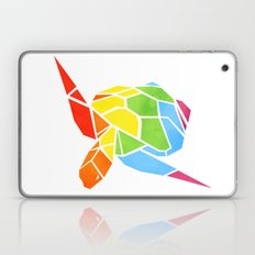 Shapeshifting Turtle Laptop & iPad Skin