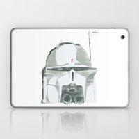 Ralph McQuarrie concept Boba Fett Laptop & iPad Skin