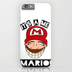Psycho Mario iPhone 6 Slim Case