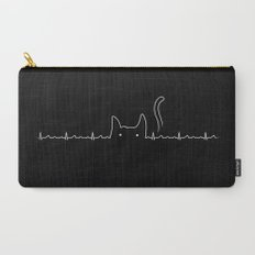 There is a cat in my heart Carry-All Pouch