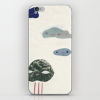 Cloudies iPhone & iPod Skin