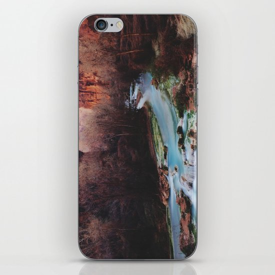 Havasu Canyon Creek iPhone & iPod Skin