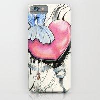 Butterfly Heart iPhone 6 Slim Case