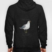 Seagull Hey Dude Where's… Hoody