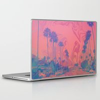 california Laptop & iPad Skins featuring California by Calepotts