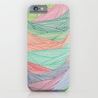 iPhone & iPod Case featuring Color Filled In  by Sarah J Bierman