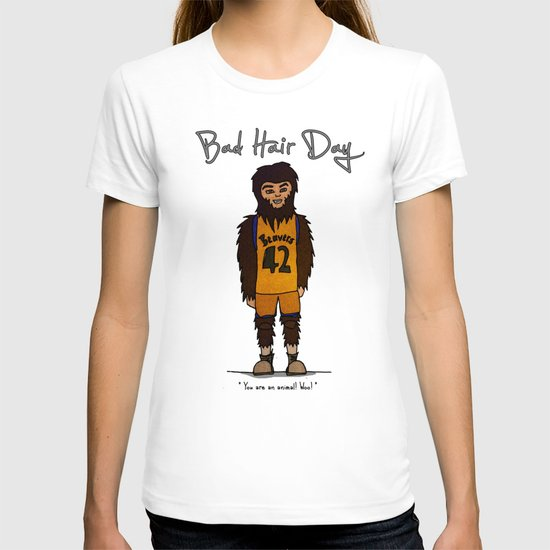 bad hair day no:2 / Teen Wolf T-shirt