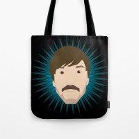 Mr. Pepper Tote Bag