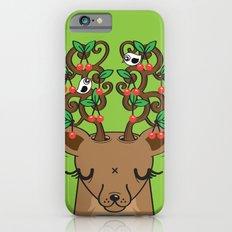 Love with Cherries on Top Slim Case iPhone 6s