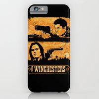 The Winchesters iPhone 6 Slim Case