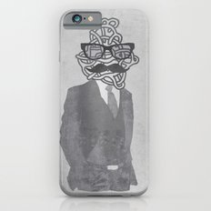 The Gentlemanly Squiggle iPhone 6s Slim Case