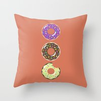 Heaven (Better Known As … Throw Pillow