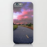 The Road to Nowhere iPhone 6 Slim Case