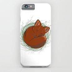 Little Fox - Cute Animals Slim Case iPhone 6s