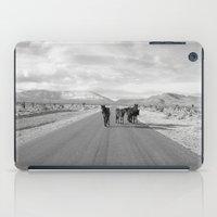 Spring Mountain Wild Hor… iPad Case