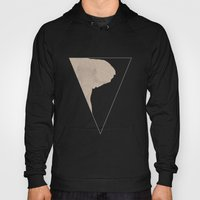 All lines lead to the...Inverted Elephant Hoody
