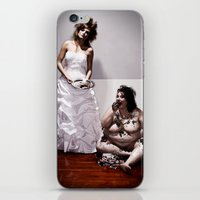 Let Her Eat Cake iPhone & iPod Skin