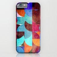 Retro Colorful iPhone 6 Slim Case