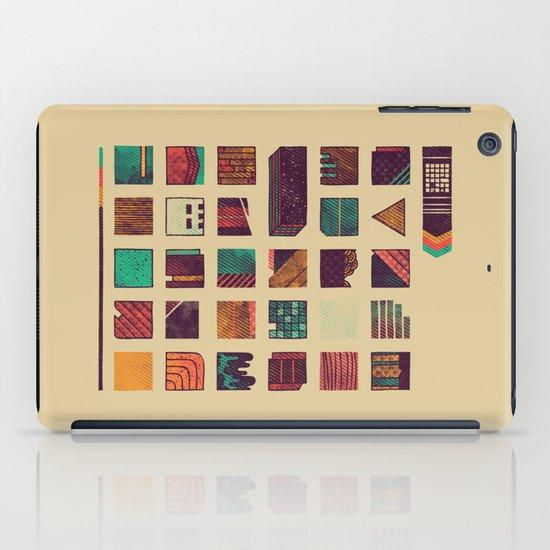 Swatches iPad Case