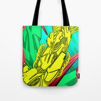 AUTOMATIC WORM 5 Tote Bag