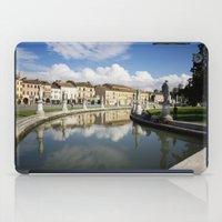 Padova, Italy.  iPad Case