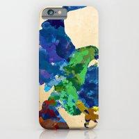 Rainbow Hawk iPhone 6 Slim Case
