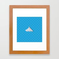 Open Seas Framed Art Print