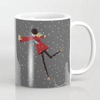 Ice Skate girl Mug