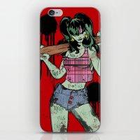 Dead Jenny iPhone & iPod Skin