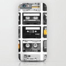 Retro Tapes iPhone 6 Slim Case